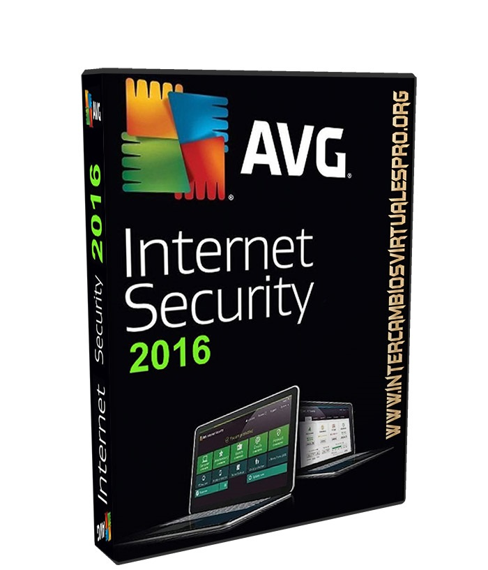 AVG Internet Security 2016 16.111.7797 poster box cover