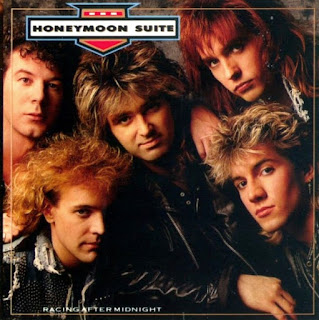 Honeymoon Suite [Racing after midnight - 1988] aor melodic rock music blogspot full albums bands lyrics
