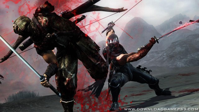 Ninja Gaiden 3 Razors Edge Download Game Ps3 Ps4 Ps2 Rpcs3 Pc Free