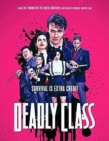 Sinopsis pemain genre Serial Deadly Class (2019)