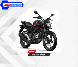 Honda CB150R StreetFire STD Macho Black