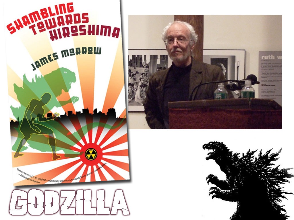 doc perschon godzilla s roar using the bomb and the beast to and when i shambling towards hiroshima i knew i d found the topic to center those essays around