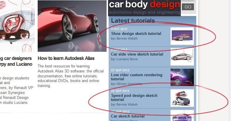 Drawon Carbodydesign Tutorials