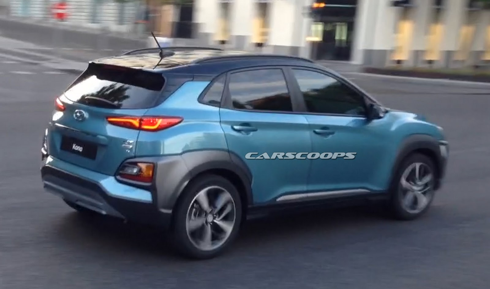 Hyundai kona suv 2017 topic officiel page 2 for Interieur hyundai kona