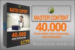 Fresh Artikel Master