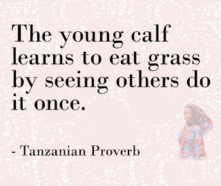 African Proverb