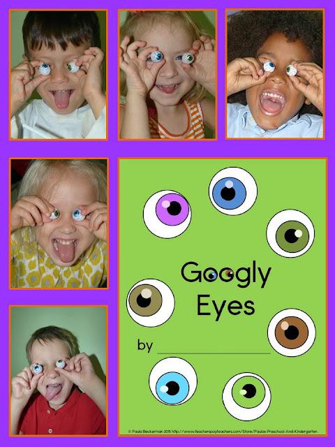 Googly Eyes Class Book