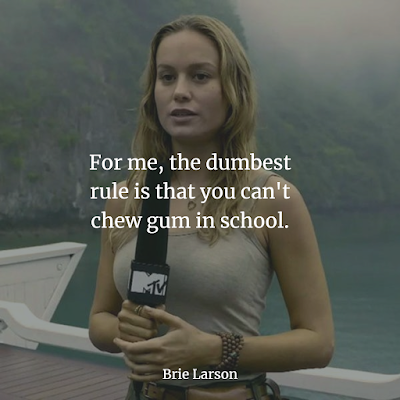 Brie Larson best quotes