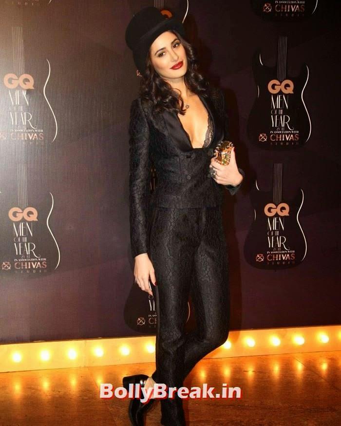 Nargis Fakhri, Red Carpet Pics of GQ Men Of The Year Awards 2014