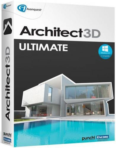 Avanquest Architect 3D Ultimate 2017 + Serial Keys Free Download