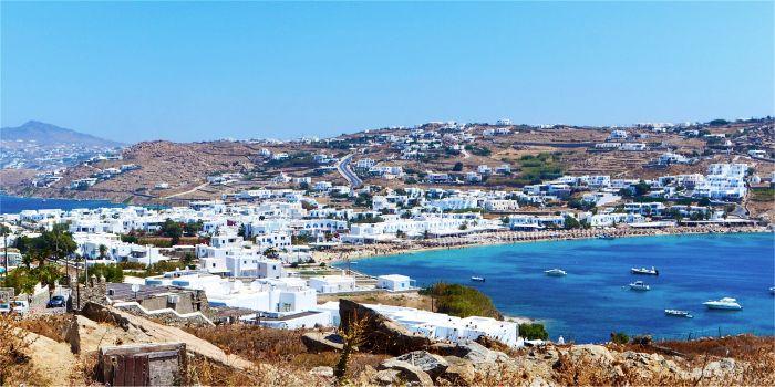 I migliori alloggi economici a Mykonos