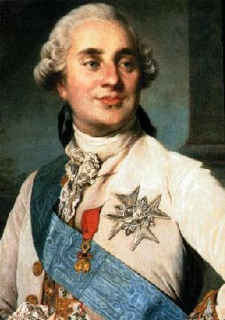 when have louis xvi evolved into king