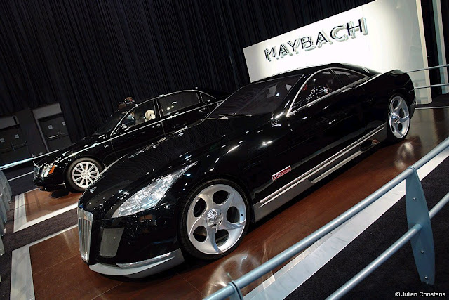 MAYBACH from Mercedes