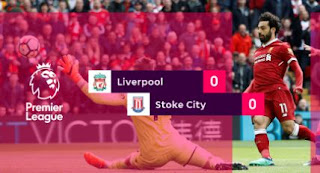Liverpool vs Stoke City 0-0 Highlights
