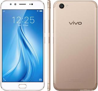 Spesifikasi dan Harga Ponsel Selfie Vivo V5 Plus