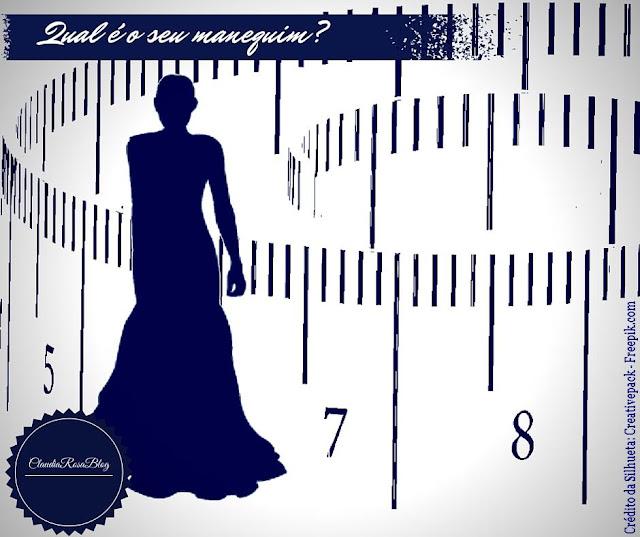 Tabela de Medidas do Corpo Feminino - Qual é o seu Manequim?