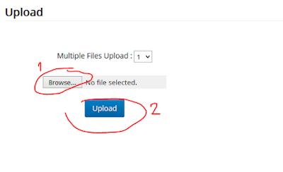 Cara Menyimpan Upload File bisa Download