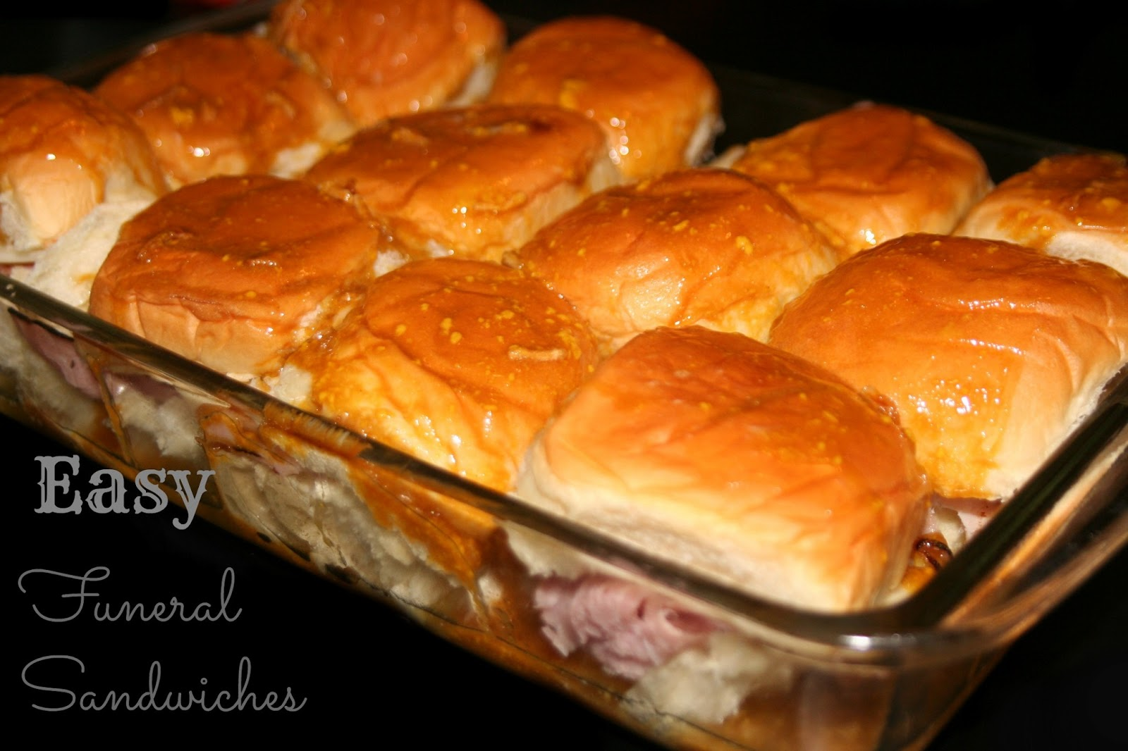 Funeral Sandwiches Recipe Definitely For The Living