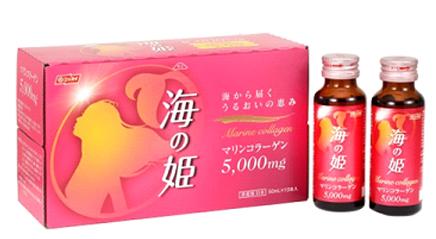 【海之姬】海洋膠原蛋白肽美姬飲品 評價 效果 哪裡買 開箱文 功效 價錢 日本百年水產膠原蛋白