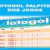 Lotogol 1030 acumulada palpites para os jogos programados