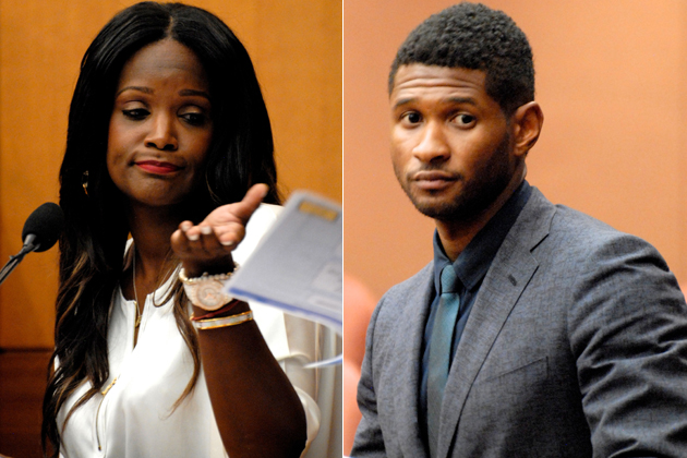 Tameka Foster handles Instagram trolls, says her health is great after ex-husband, Usher, is blasted for allegedly having herpes