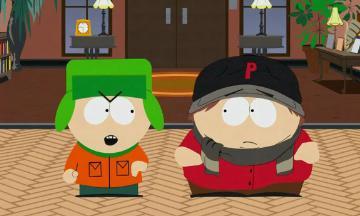 South Park Episodio 12x01 Problema de amígdalas