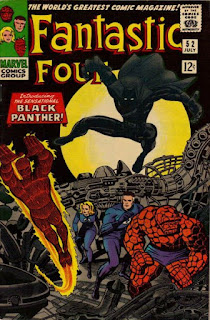 Find Black Panther's first appearance on eBay