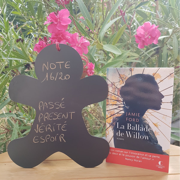 La ballade de Willow de Jamie Ford