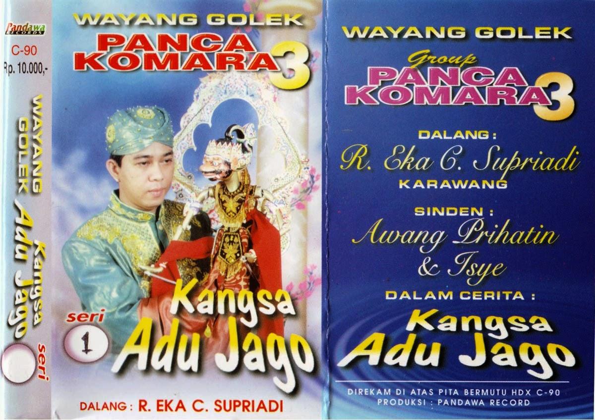 Wayang golek cepot super lucu by supernova media video players.
