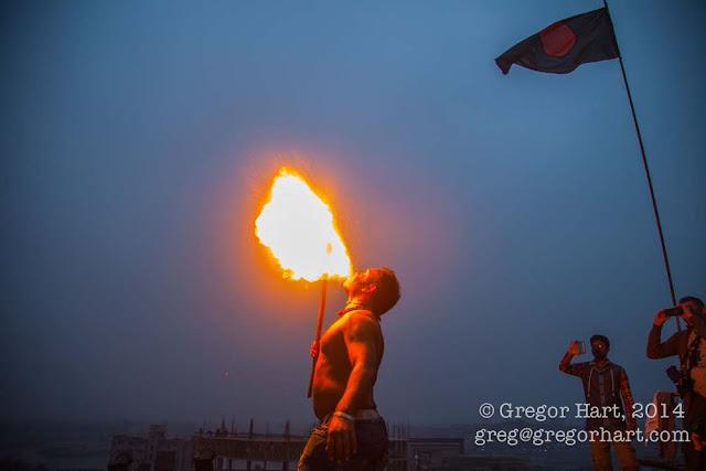 Shakrain Fireworks Festival