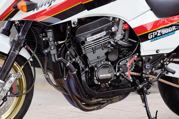 Kawasaki GPZ-R 900 et 750, 1000 RX, ZX 10 TOMCAT - Page 9 Kawasaki%2BGPZ%2B900R%2Bby%2BSanctuary%2BYokohama%2BYamato%2B04