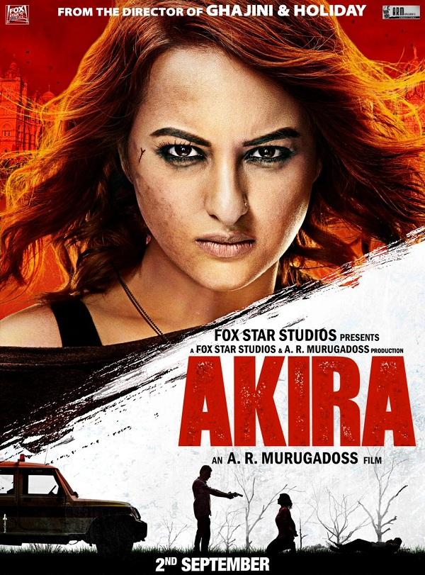 Akira (2016) Movie Poster