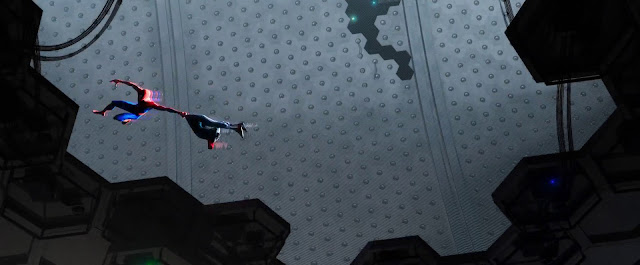 Spider-Man Un Nuevo Universo imagenes hd