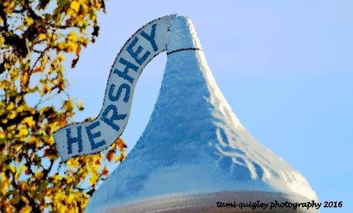 #Hershey #HersheyKisses #candy #chocolate #kisses #candykisses #pennsylvania #HersheyPA #streetphotography...
