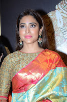 Shriya Saran Looks Stunning in Silk Saree at VRK Silk Showroom Launch Secundrabad ~  Exclusive 060.JPG