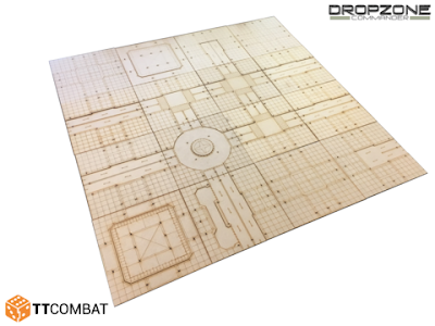 Dropzone 4 x 4 City Board