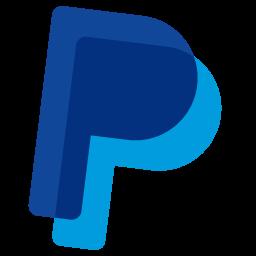 Paypal Logo Folder Icon
