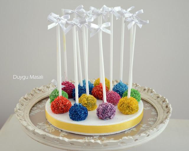edirne renkli cakepops