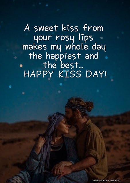 Happy Kiss Day Quotes Wishes For Facebook Whatsapp Status