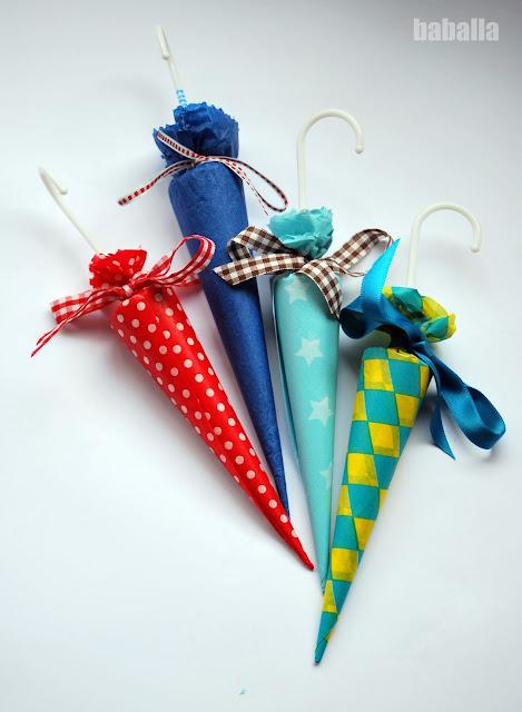paraguas chocolate personalizados