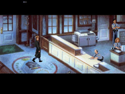 Pantallazo videojuego Gabriel Knight Sins of the Fathers