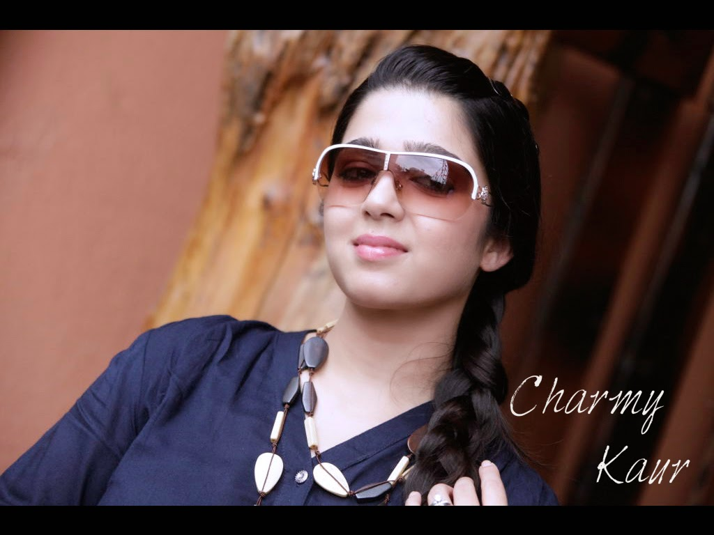 Charmy Kaur: Global Pictures Gallery: Charmi Kaur FUll HD Wallpapers