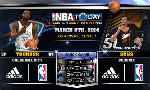 NBA 2K14 Official Roster Update - March 8th, 2014