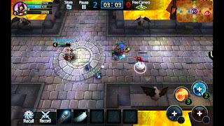 game Moba Android terbaik terpopuler - Soul of Legends