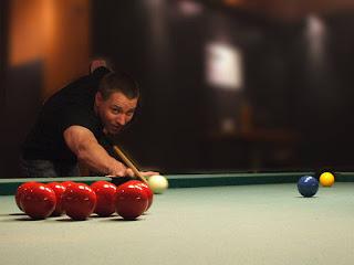 Billardkugeln für Snooker