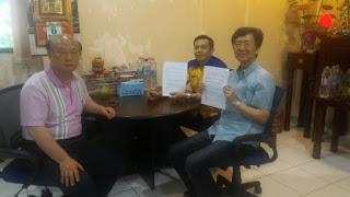 Sofian Tjandra CEO ILMCI Group Kerjasama dengan Eugene Solution Korea Selatan