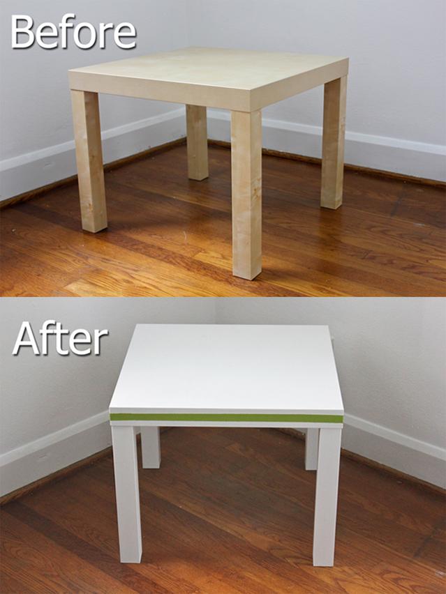 Ellies Wonder How To Paint Ikea Furniture