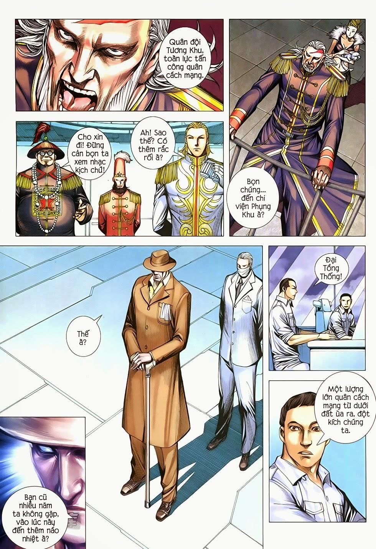 Đại Quân Phiệt chap 29 trang 21