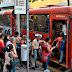 Ônibus metropolitanos circularão nesse segunda-feira (28) com horário de sábado no período de pico