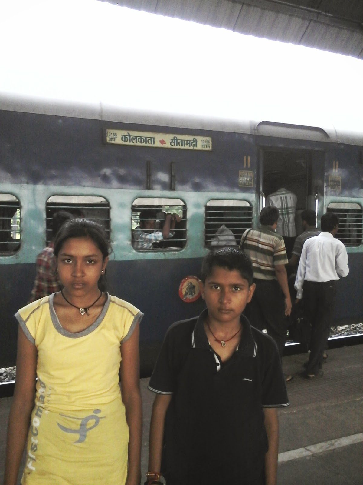 Delhi to Deoghar, Jharkhand Part One